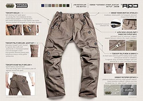 CQR Pants EDC Cargo TLP104