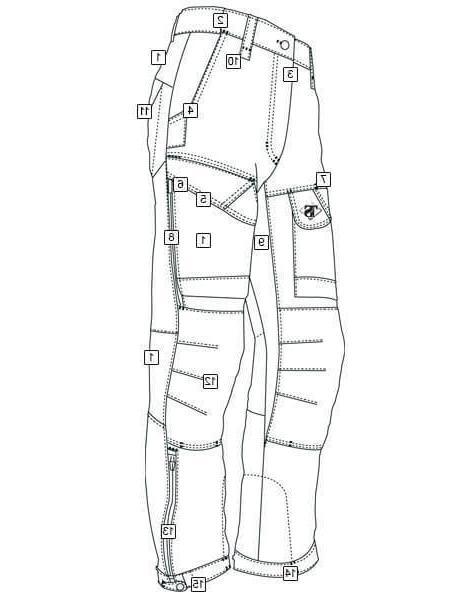 Tru-Spec 24-7 Series Tactical Rip-Stop & Fire,