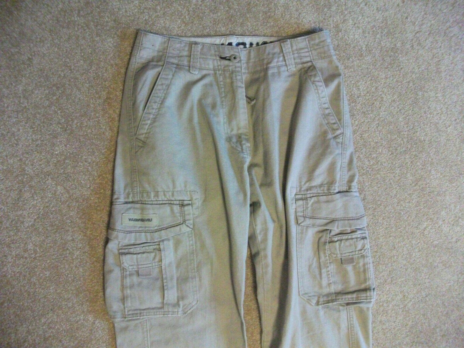 Union Pants 30 Khaki Super