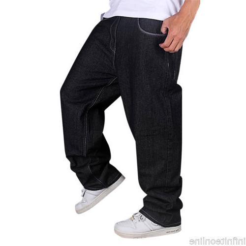US Jeans Baggy Loose Hip-Hop