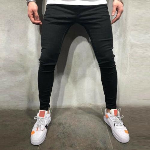 US Skinny Jeans Trousers Fit Pants