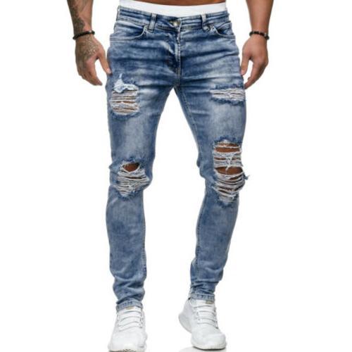 US Men Trousers Fit Denim Pants