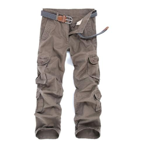 Military Men's Cargo Pants