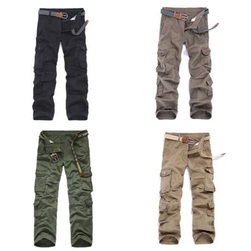 Military Pants Combat Camo