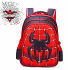 US Spider-Man Homecoming School Bag Backpack Bag For Boys Ki