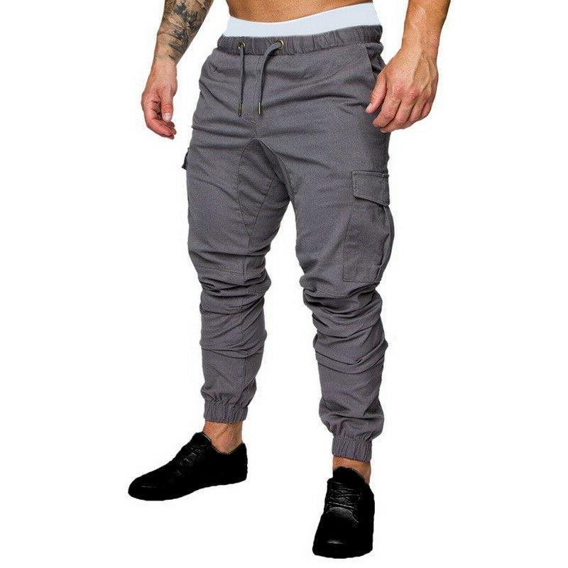 US Fit Leg Casual Pencil Jogger Pants SP