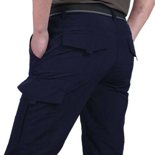 US Cargo Tactical Casual Combat Quick Dry Long Trousers