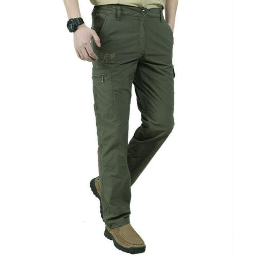 US Tactical Casual Quick Long Trousers