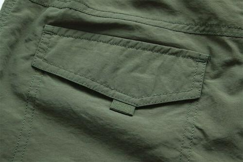 Pants Mens Casual Quick Dry Trousers