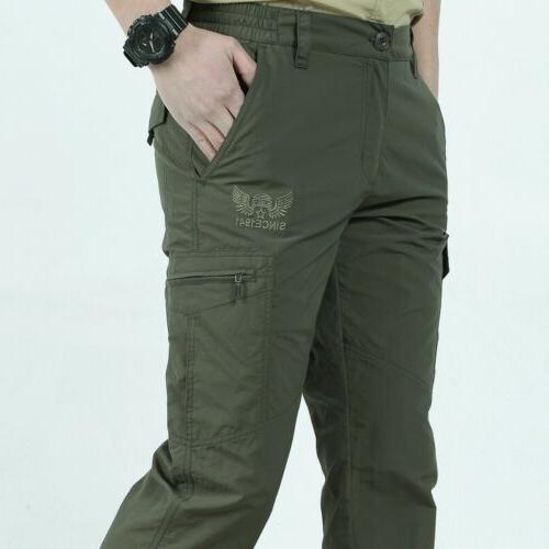 US Tactical Casual Quick Trousers