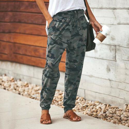 Harem Pants Loose Casual Long