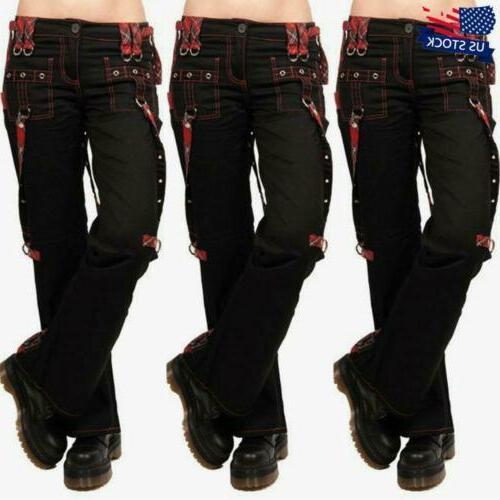 usa women straight combat cargo pants ladies