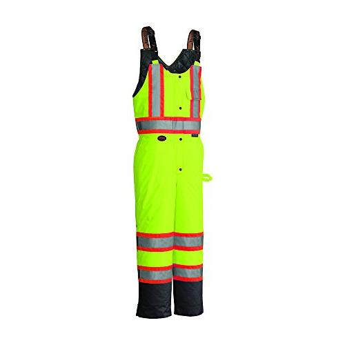 v1120661u hi vis waterproof quilted
