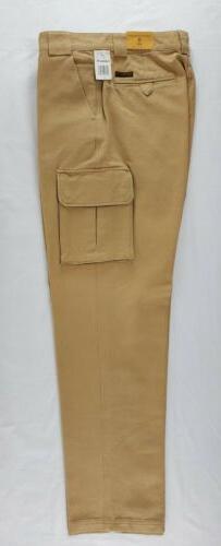 Timberland Vintage 1998 WeatherGear Cargo Pants Khaki 100% C