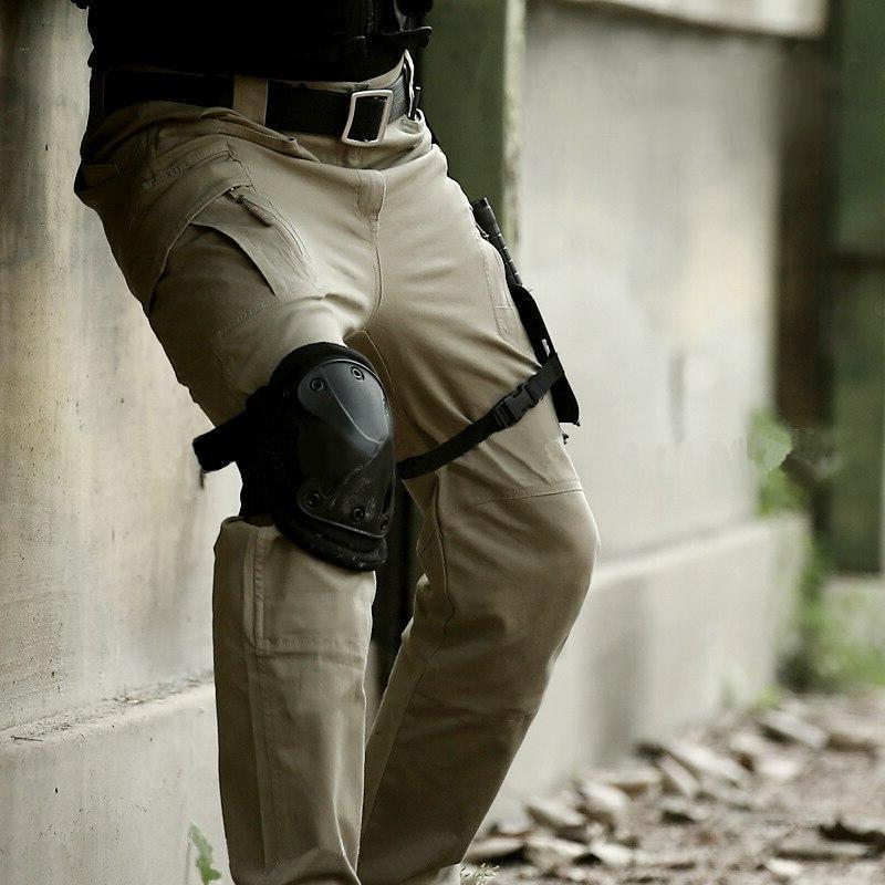 Waterproof Tactical Military <font><b>Cargo</b></font> <font><b>Men</b></font> IX9 zipper Combat Size <font><b>S</b></font>-5XL
