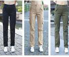 Women's cotton Hiking Pants Casual Cargo Pocket Pants Trouse
