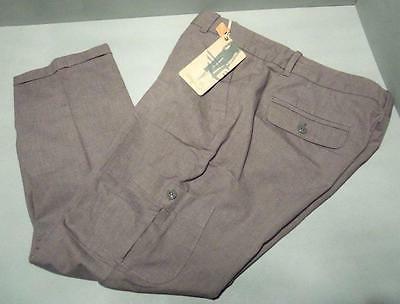 Dockers Leg Gray Pants