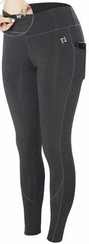 FITTIN Women's Workout Leggings Capris With Pocket - Yoga Pa