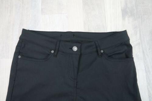 Prana Womens 2 Zion Tapered Cargo Pants Black