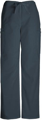 Men's Cherokee Big & Tall Drawstring Pant - Pewter S, Pewter