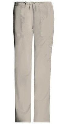 Cherokee Workwear Scrubs Drawstring Cargo Scrub Pants 4044 K