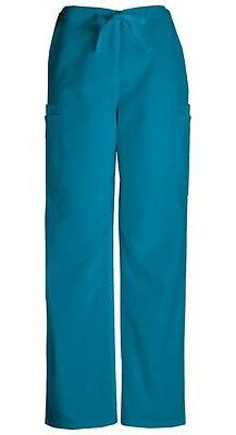 Cherokee Workwear Scrubs Men's Cargo Scrub Pants 4000 Caribb