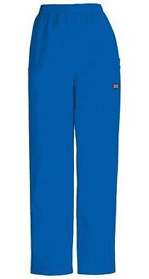 Cherokee Workwear Scrubs Pull On Cargo Pant 4200 Royal Blue