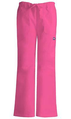 Cherokee Workwear Scrubs Women's Cargo Pants 4020 Shocking P