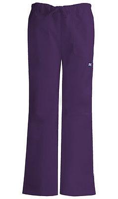 Cherokee Workwear Scrubs Women's Cargo Pants 4020 Eggplant E