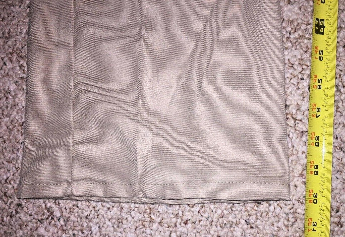 Wrangler Workwear Cargo Work Tan Size with Tags