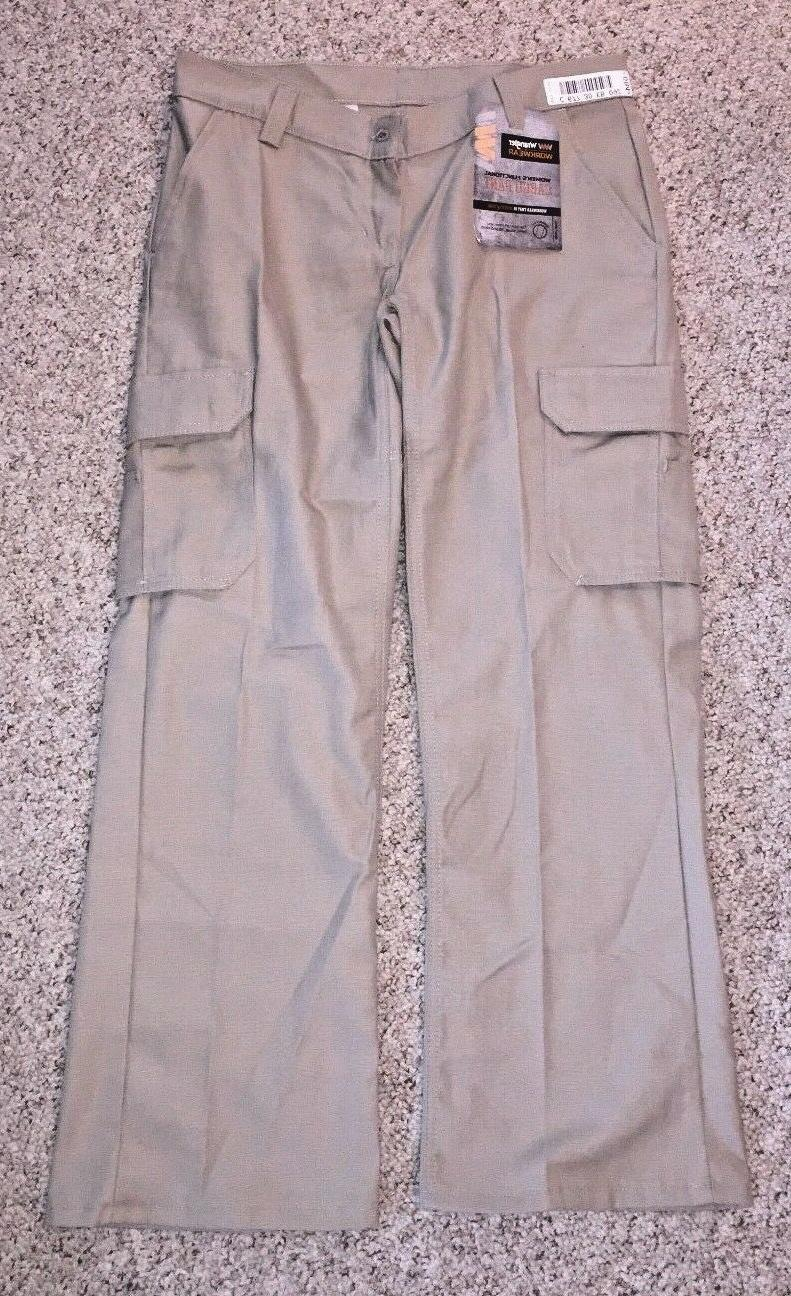 Wrangler Cargo Work Pant Size 6 New Tags