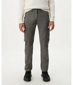 Levi's Men's 502 Hybrid STRETCH Cargo Pants GULL GRAY  NWT M