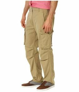 Levi's Men's Ace Cargo Pants Relaxed Fit NWT 38 X 32 Harvest
