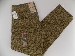 Levi's men's Camouflage Cargo 1 Pants Slim Straight 34x32 Kh