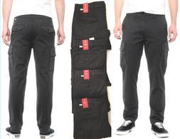 Levi's Men's Slim Tapered Cargo Stretch Pants Graphite #4793