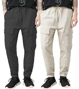 Levi's Men's Stretch Cargo Pockets Utility Pants Casual Draw