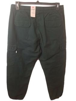 Levi's Pants Men's Sz S Aviator Utility Joggers Cargo Ripsto