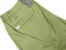 Levi's Premium Reflective Cargo Utility Pants Green Stretch