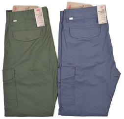 Levis 502 Men's $69.50 Ripstop Taper Cargo Stretch Pants Cho