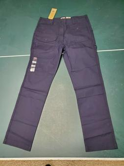 LEVIS 541 NAVY ATHLETIC TAPERED CARGO PANTS Multi-Pocket 575