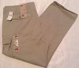 Levis Cargo I Pants Mens Relaxed Fit Khaki Pants Cargo Pocke