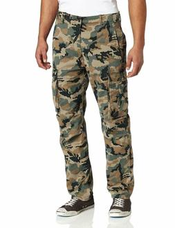 Levis Cargo Pants Relaxed fit Cargo Pants Color Green Camouf