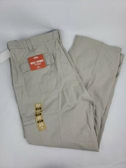 Light Brown Dockers Pacific Collection Comfort Cargo Classic
