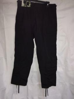 CQR  Lightweight Ripstop Tactical Cargo Pants - Black, Mediu
