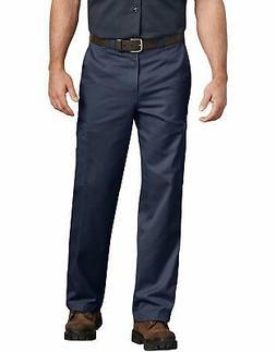 Dickies Mens LP337 Cotton Cargo Pant-NAVY-38x29