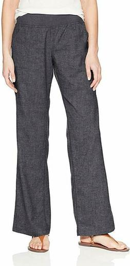 prAna Women's Mantra Pants, Small, Coal