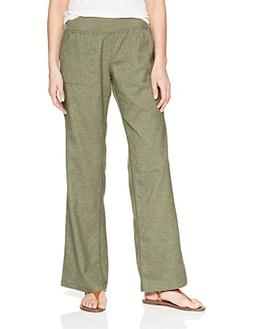 prAna Women's Mantra Pants, X-Small, Cargo Green