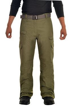 Arctix Men's Marksman Cargo Pants, Military Green, Small