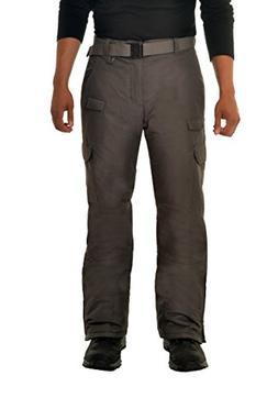 Arctix Men's Marksman Insulated Pants, Medium, Charcoal