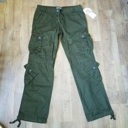 match and stick army jogger pants size